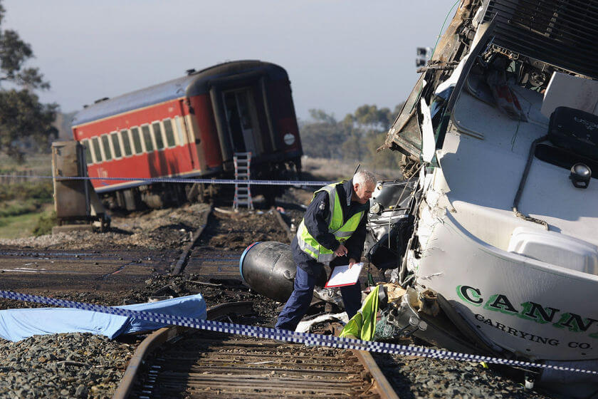 Railroad-Accidents