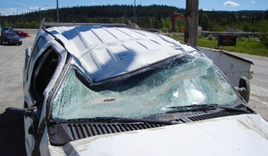 Roof-Crush-Injury