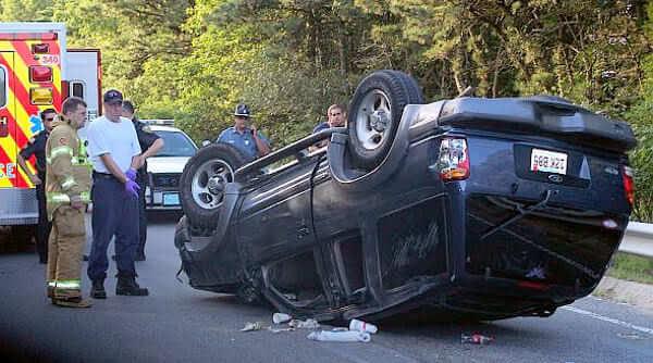 SUV-Rollover